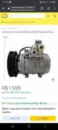 Compressor de ar condicionado automotivo retificados