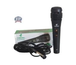 Microfone Com Fio Promoção