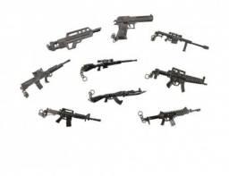 Chaveiro arma