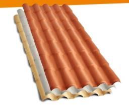 Telha PVC precon