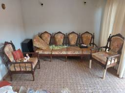 Jogo Sofa Antigo