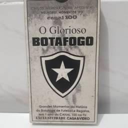 BOTAFOGO O GLORIOSO EM VHS !!!...