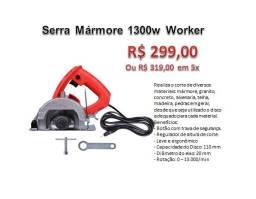 Serra Mármore 1300W 110Mm Worker - 127V