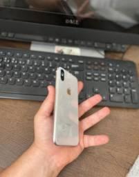 IPHONE X 256 GB NOVO, NOTA FISCAL