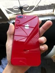 iPhone 8 Plus 64g vermelho