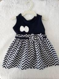 Vestido 0-3 meses