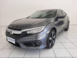 Honda Civic Touring CVT 2018 - Top com teto solar