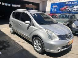 Nissan Livina 2013 - IPVA 2021