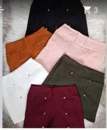 Shorts tamanho unico