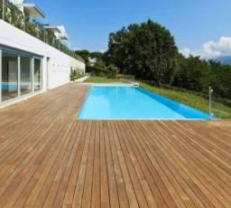 Deck, escadas, pergolados e projetos especiais em madeira