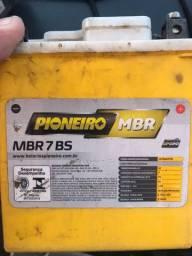 Bateria Moto Nova 7Ah