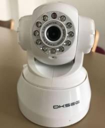3 Câmeras Ip Wifi Dk41 Dkseg