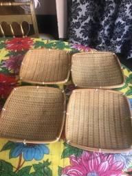 Banjetinha de bambu