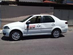 Siena Tretrafuel 2010  Carro Taxi, Pra Vender Logo 13.800,00  Com a Praça