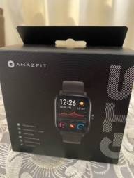 Relógio Amazfit Xiaomi Gts Novo Preto lacrado