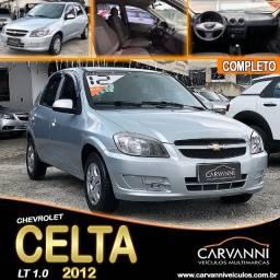 Chevrolet Celta LT 1.0 2012 Completo
