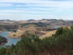 terrenos em região de represa e cachoeiras
