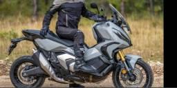 Moto exclusiva 750 cc