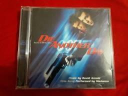 cd trilha sonora James Bond 007 em bom estado