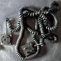 Extensao de fio de telefone