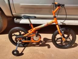 Bicicleta infantil aro 16 ( Caloi REX )