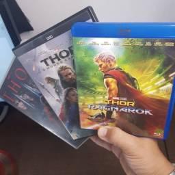 Trilogia Thor (marvel Studios)