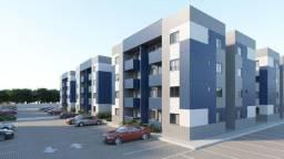 Apartamento 2/4 com Varanda na Santa Amélia.