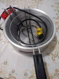 Fritadeira elétrica 2 LT 220v Metalcubas