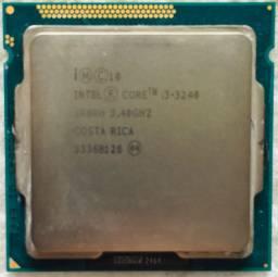 LGA1155 - i3 3240 3.40ghz. + Cooler!