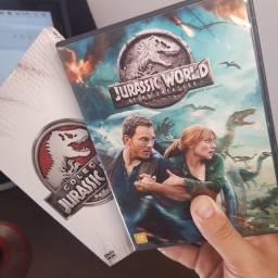 Coleção: Jurassic Park (5 Filmes)