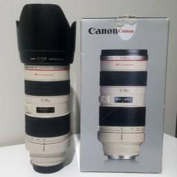 Lente canon 70-200 2.8 USM L