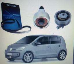 Kit Correia Dentada Dayco e  Tensor Volkswagen Up 1.0
