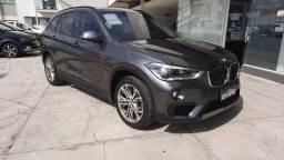 BMW X1 NAC. SDRIVE20I GP 2.0 16V 192CV ACTIVEFLEX Cinza 2019/2019