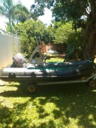 Flex boat