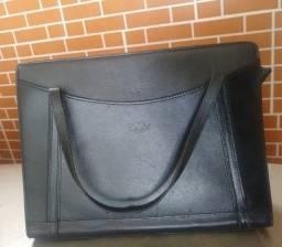 Bolsa de couro feminina