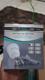 Pistola para pintura + Mangueira