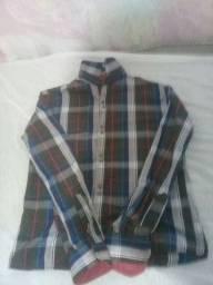 Vendo camisa xadrez