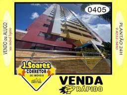 Manaíra, 3 quartos, Suíte, 82m², R$ 345.000, Venda, Apartamento, João Pessoa