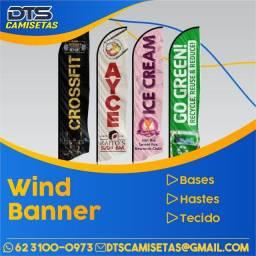 Título do anúncio: Wind banner Completo