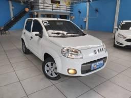 Fiat Uno 1.0 Vivace - 2012 Completa!