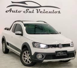 VW Saveiro Cross CE 1.6 2016 Novíssima!!!