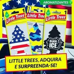 LITTLE TREES DEIXE SEU CARRO CHEIROSO (venda no varejo e atacado)