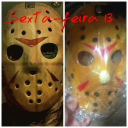 Máscara Jason Voorhees.