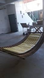 Rede em madeira