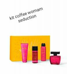 Kit coffee Woman seduction