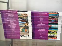 Livros de exercícios Enem e Vestibular COC