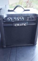 Caixa de som amplificada Crate