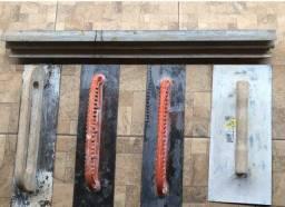 Réguas e desempenadeiras de pintura monocapa