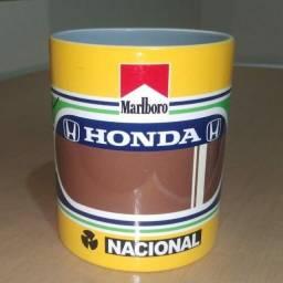 Caneca Airton Senna