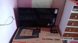 Vendo TV novinha menos de um mês de uso